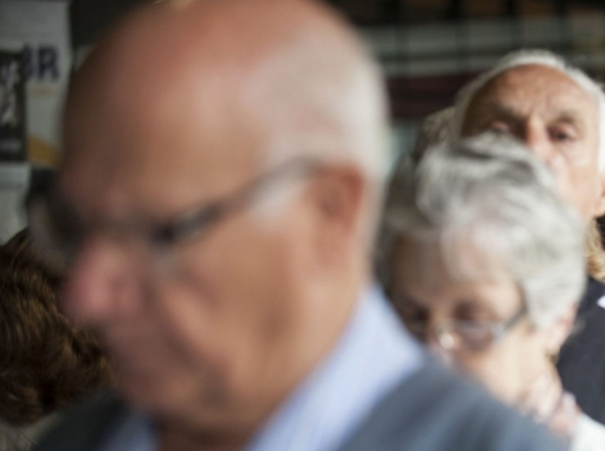 Pessoas com mais de 80 anos terão prioridade sobre outros idosos