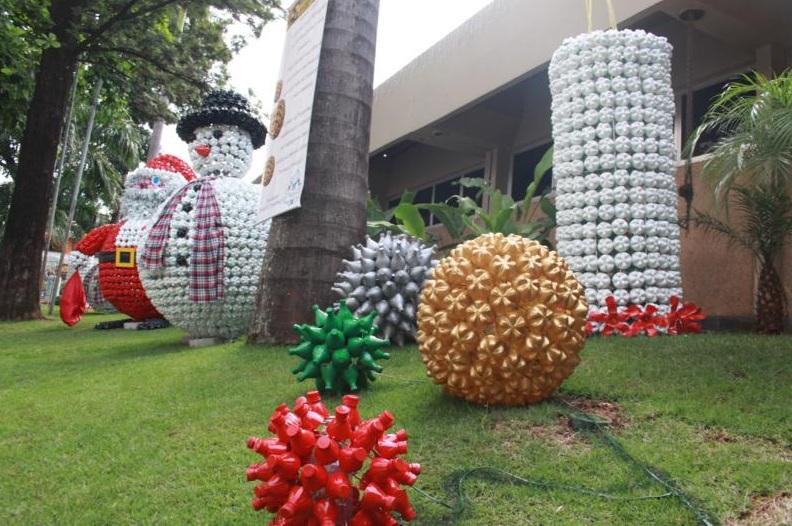 Aparador Sala De Estar ~ Prefeitura de Guabiruba pede garrafas pet para decoraç u00e3o de Natal O Município