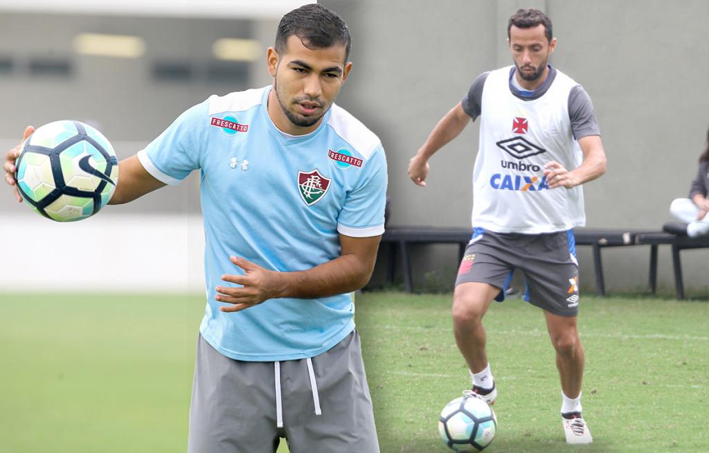 Vasco vence clássico contra o Fluminense no Maracanã