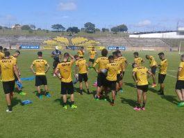 Criciúma vem com diversos reforços para brigar por seu 11º título catarinense | Foto: Criciúma/Divulgação
