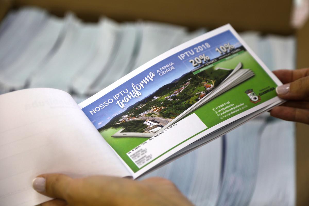 Contribuintes de Salvador começam a receber boletos do IPTU
