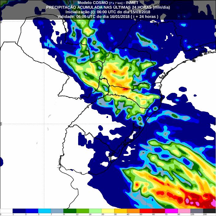 Meteorologia prevê mais chuva no fim de semana em Teresina