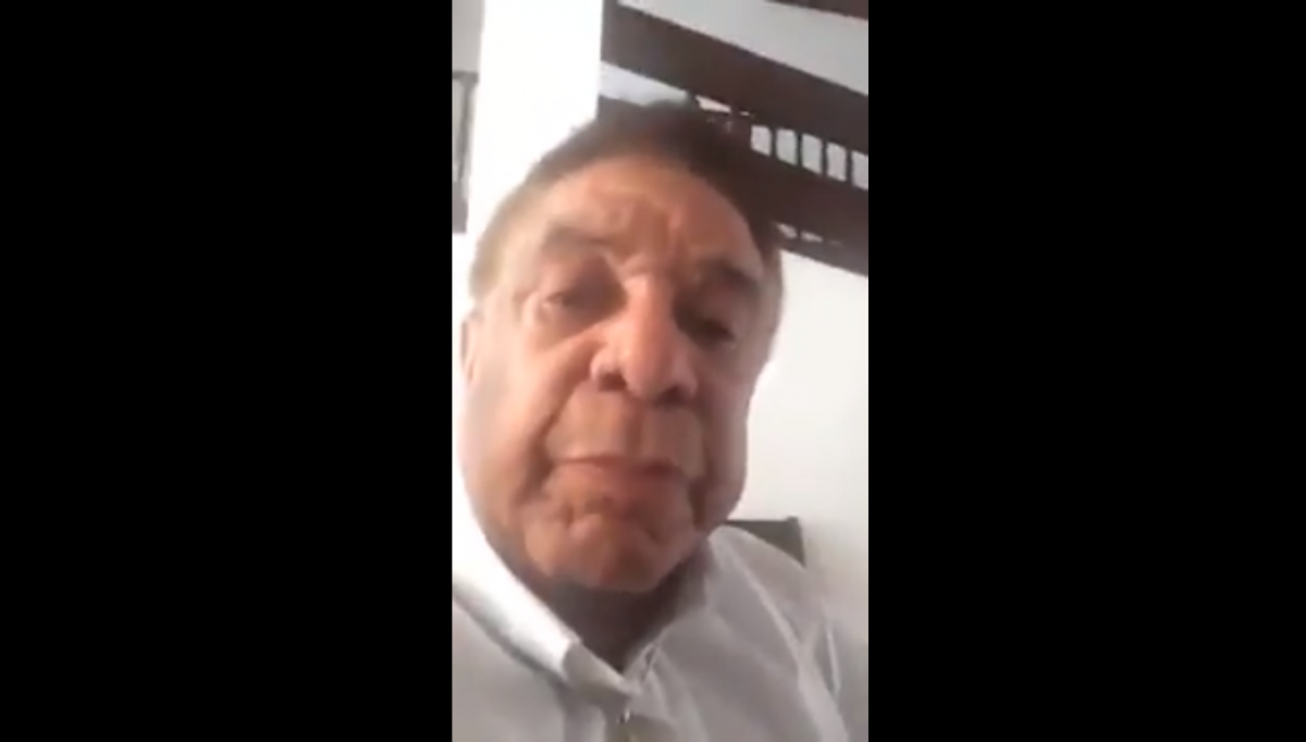 Agnaldo Timóteo chama curitibanos de