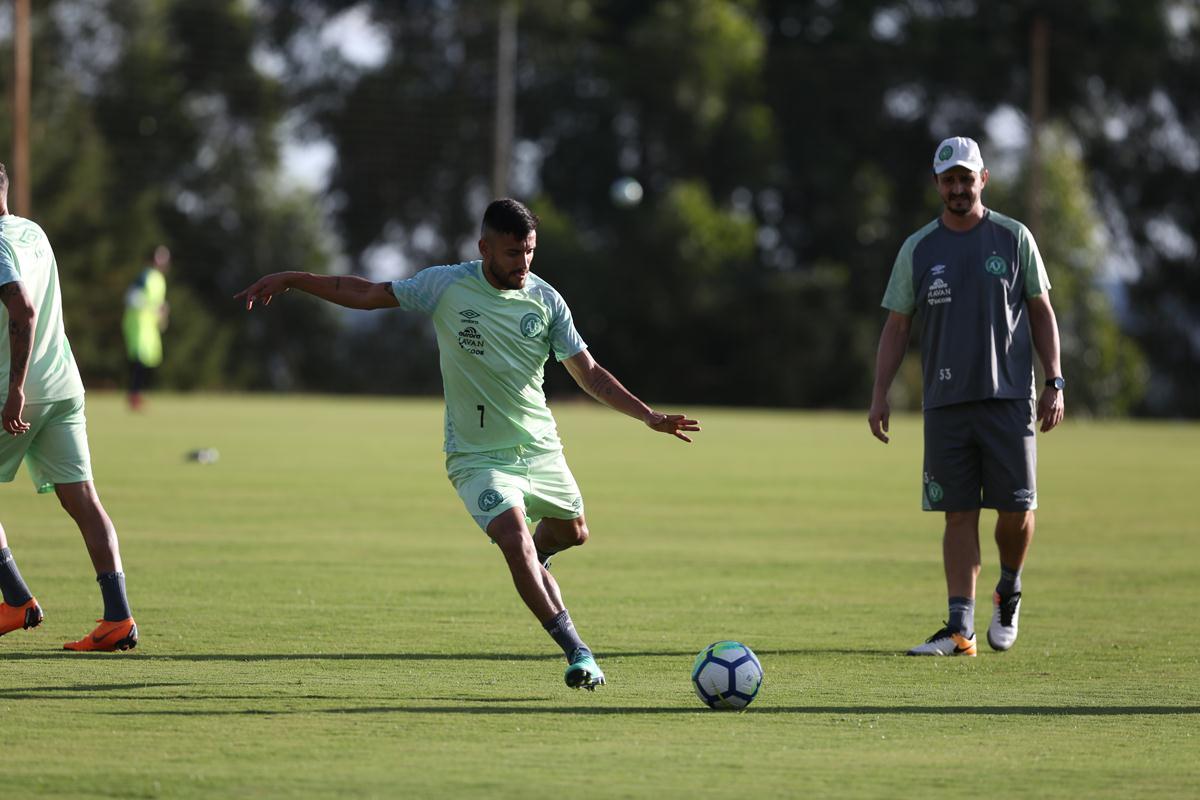 Chapecoense recebe Atlético-MG em casa pela Copa do Brasil