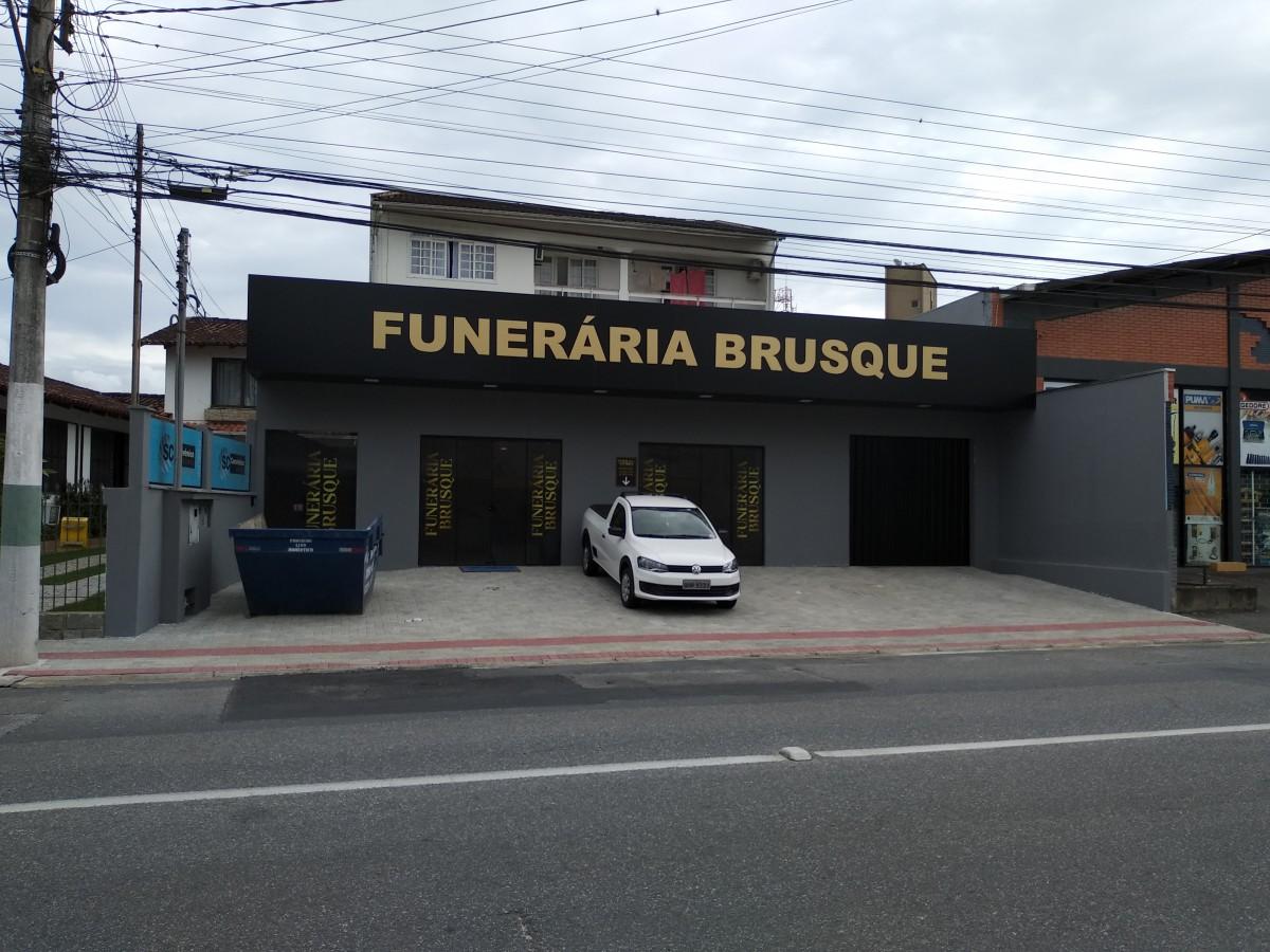 Funerária de Gaspar passa a operar em Brusque no lugar da São José - O Munícipio