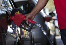 gasolina preço bomba brusque icms anidro
