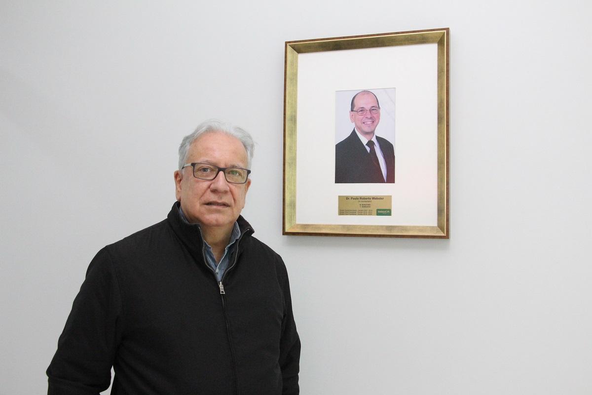 Carlos Germano Ristow encerra gestão à frente da Unimed Brusque – O Munícipio