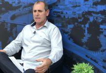Alcir Merizio (MDB) é candidato a prefeitura de Botuverá