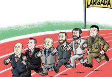 pesquisa candidatos a prefeito de brusque