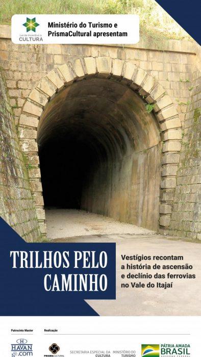 Projeto Minha Santa Catarina - Trilhos Pelo Caminho-1