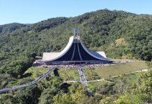Missas presenciais no santuário serão retomadas após mais de sete meses