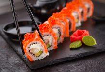 sushi solidário