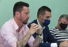 diretoria brusque reforços série c contratações futebol