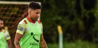 Marco Antônio Brusque Volta Redonda Série C