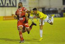 Brusque x Vila Nova Série C jogo rodada