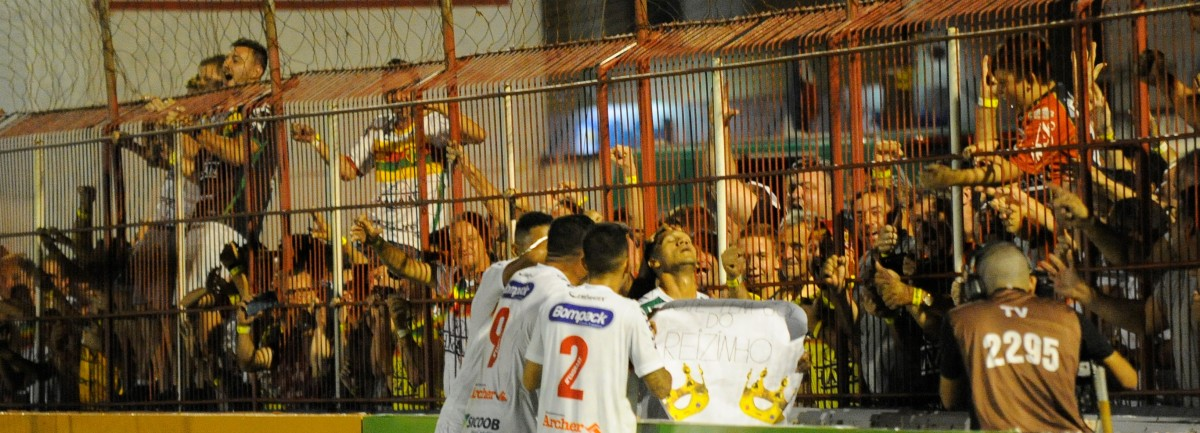 Brusque Remo Thiago Alagoano Copa do Brasil