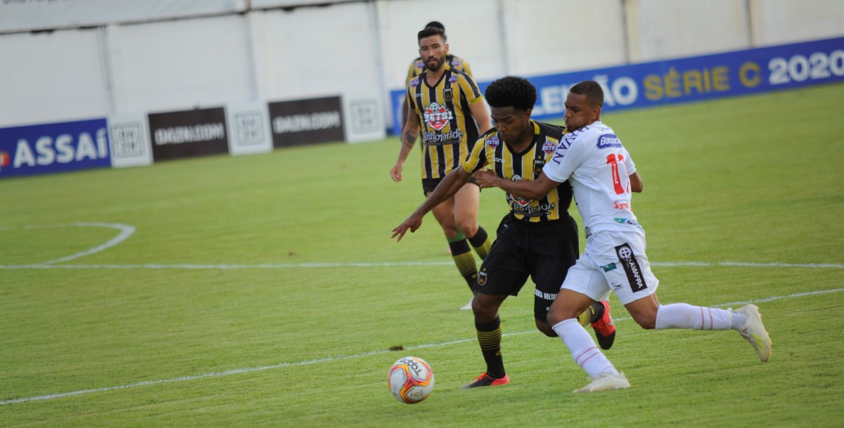 Volta Redonda Brusque 1x8 8 a 1 Série C