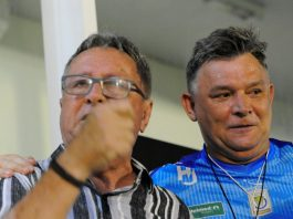 Danilo Rezini Carlos Beuting Brusque estádio futebol Série B acesso