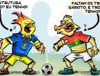 Brusque Retrô Pernambuco Copa do Brasil