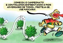 brusque covid-19 catarinense campeonato jec