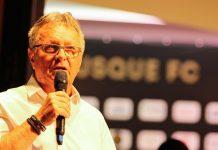 Brusque presidente Danilo Rezini estádio Série B Augusto Bauer