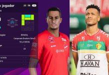 brusque pes pro evolution soccer 2021 atualização update