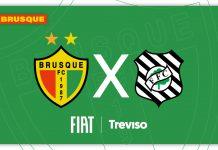 Brusque x Figueirense tempo real minuto a minuto lance a lance tempo catarinense