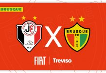 Joinville x Brusque tempo real ao vivo lance a lance minuto a minuto Catarinense
