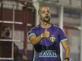 Jerson Testoni Joinville Brusque coletiva Catarinense 0x0