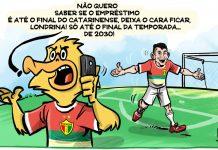 Brusque Júnior Pirambu Catarinense Londrina