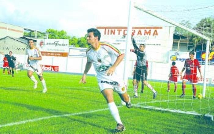 Brusque Próspera 2007 Catarinense