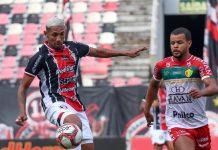 Diego JEC Joinville Brusque meia reforço negociação transferência contratação