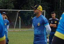 Brusque Avaí semifinal Catarinense Jerson Testoni