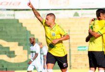 Caprini atacante Brusque Ypiranga Juventude transferência reforço contratação