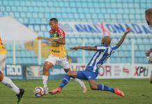 Brusque tabela Série B Brasileiro rodada 10 Arena Joinville Augusto Bauer