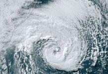 ciclone raoni