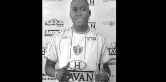 Diogo Oliveira Brusque Flamengo Santos jogador ex-jogador faleceu morreu