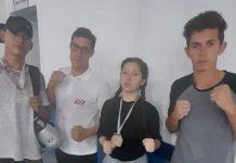 kickboxing kickboxers studio bier brusque catarinense
