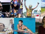 Brusque olimpíadas jogos olímpicos atletas vôlei natação ciclismo