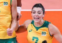 Rosamaria vôlei Nova Trento Brasil olimpíada