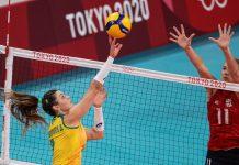 Rosamaria Sul-Americano seleção Brasil