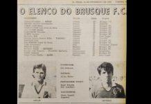 Brusque gols jejum Série B 2021 1990 Catarinense recorde marca Edu