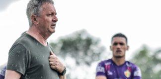 Brusque estádio Danilo Rezini presidente Série B