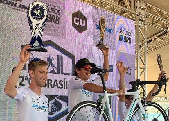André Gohr Gran Fondo Brasília GFBrasília Swift Carbon Pro Cycling