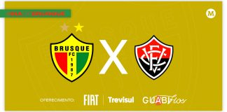 Brusque x Vitória Série B tempo real minuto a minuto lance a lance ao vivo onde assistir