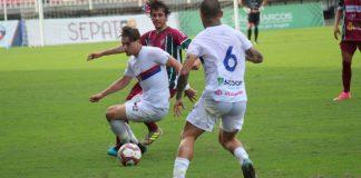 Carlos Renaux Fluminense Série B