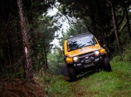 Transcatarina Brusque off-road rally rali