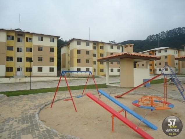 A inauguração do residencial acontece no domingo, 24 de junho
