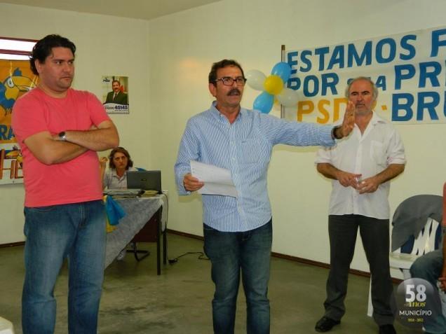 Venzon optou por permanecer na Assembleia Legislativa de Santa Catarina