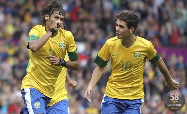 Com resultado, Brasil se classificou para as quartas de final das Olimpíadas